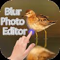Blur Photo Background Editor icon