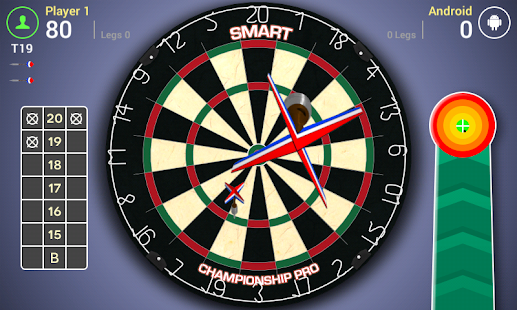 Smart Darts Pro- screenshot thumbnail