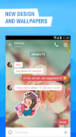 Screenshot of Agent: chat & video calls