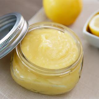 Food Network Lemon Curd.
