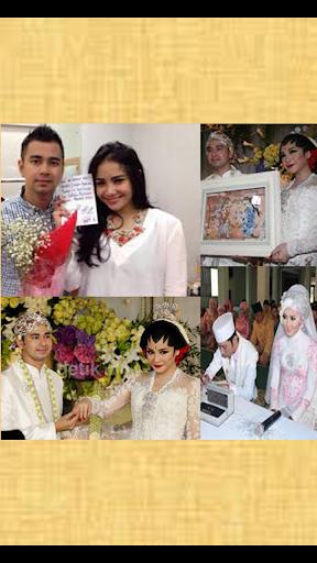 Pernikahan Raffi Nagita