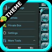Cyanogen GO SMS Theme