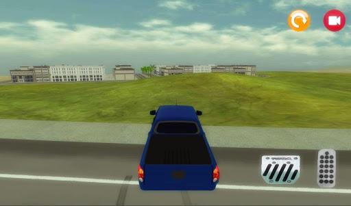 Pikap Sürme Oyunu 3D