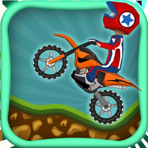 賽車遊戲App|越野自行車的傳說 - 至尊 LOGO-3C達人阿輝的APP