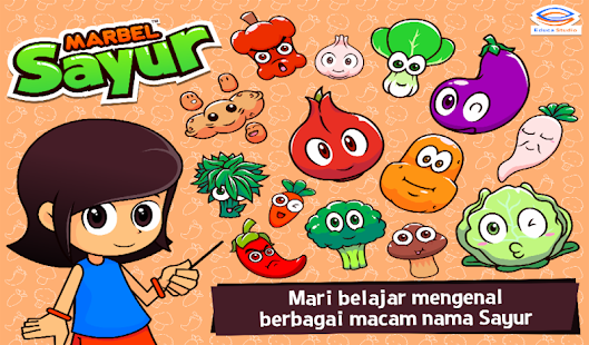Marbel Belajar Sayur- screenshot thumbnail