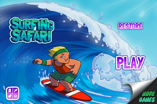 Surfing Safari - Pro Racing