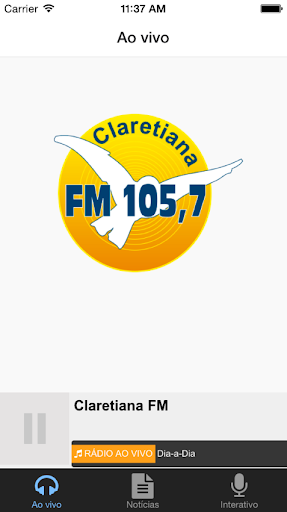 Claretiana FM - Batatais