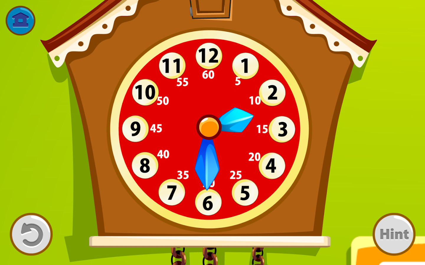 Worksheet Telling The Time For Children kids telling time lite android apps on google play screenshot