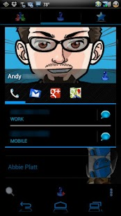 EpicBlue CM9/10 Theme DONATE- screenshot thumbnail