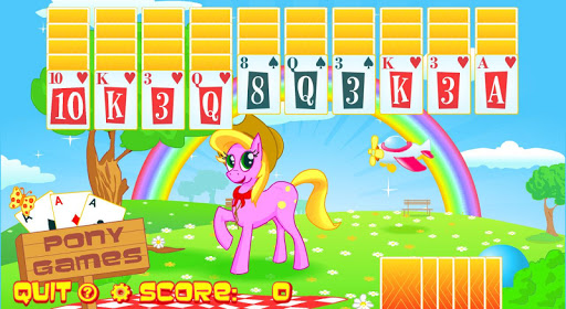 Little Pony Solitaire
