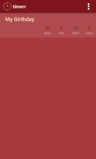 【免費生產應用App】Timerr-APP點子