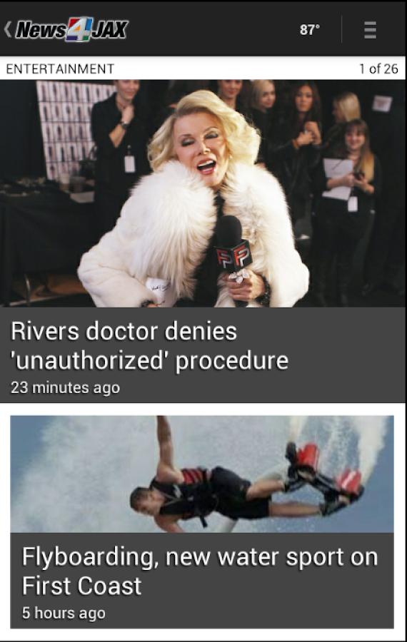 News4Jax - WJXT Channel 4 - screenshot