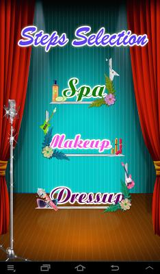 Rock Star Girl Christmas Games - screenshot