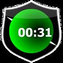 Bubble Digital Clock icon
