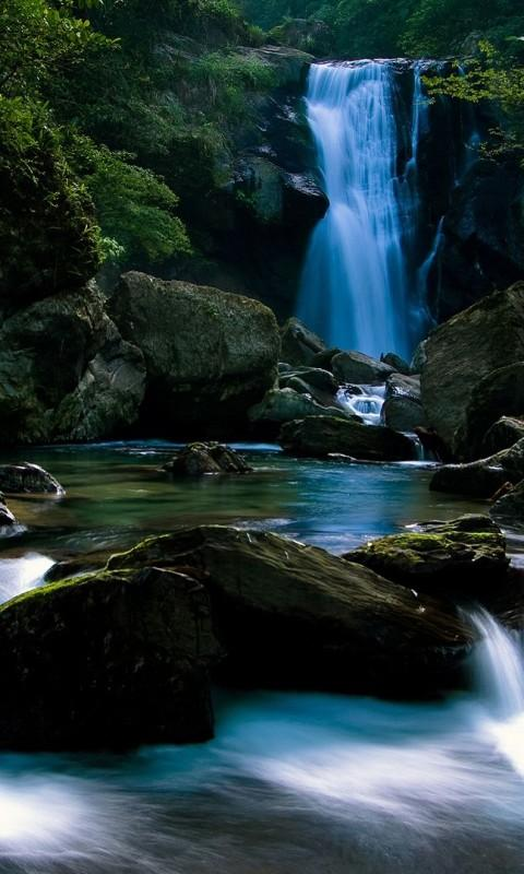 Waterfall Wallpapers 2014 - screenshot