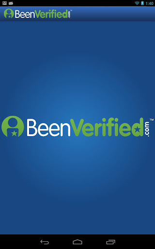 Background Check BeenVerified
