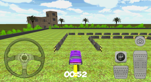 3D紫停車場