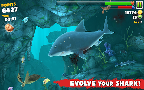Hungry Shark Evolution - screenshot thumbnail