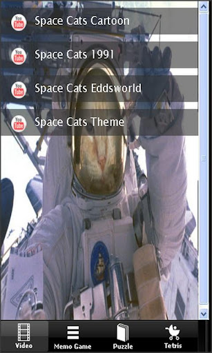 Spacecat Astra Travel