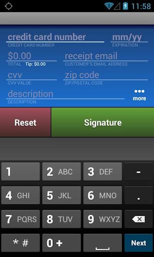 Platinum Mobile – Credit Card