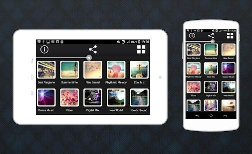 【免費音樂App】新的鈴聲2014-APP點子