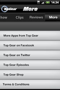 Top Gear: News - screenshot thumbnail