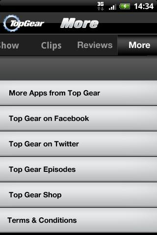 Top Gear: News - screenshot