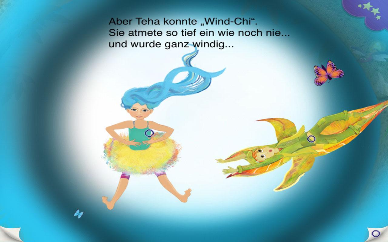 Teha, das Windmädchen - screenshot