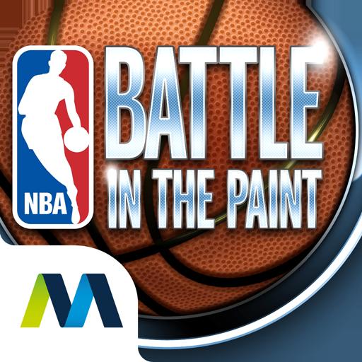 NBA Battle in the Paint 體育競技 App LOGO-APP試玩