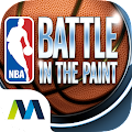 NBA Battle in the Paint