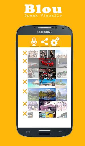 【免費生產應用App】Blou - 直观地说-APP點子