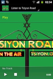 Tsiyon Road Messianic Radio- screenshot thumbnail