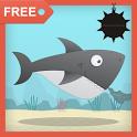 Fatty Shark (Flappy Shark) icon