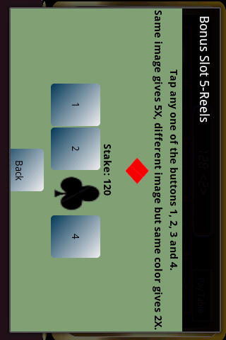 Bonus Slot 5-Reel- screenshot