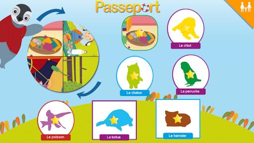 Passeport PS MS : les animaux