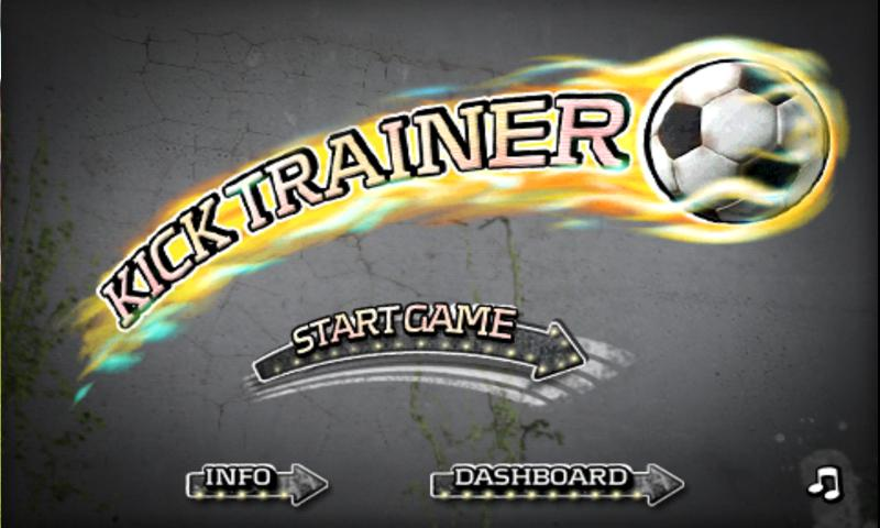 KICK TRAINER - screenshot