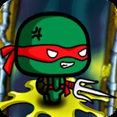Ninja Turtles - sewer run