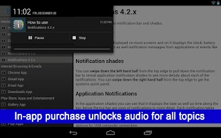 Screenshot of How to use Google Nexus 7 2012