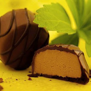 Milk Chocolate and Bourbon Truffles Recipe