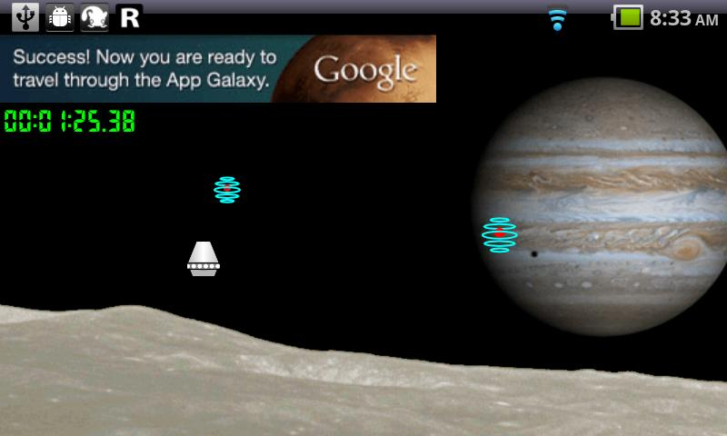UFO Launcher- screenshot