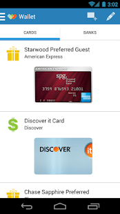 Wallaby® Credit Card Rewards - screenshot thumbnail