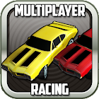 Muscle car: multiplayer racing icon
