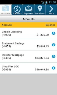 First Niagara Mobile Banking - screenshot thumbnail
