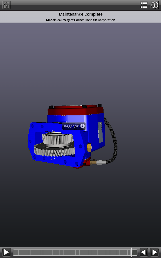 Inventor Publisher Viewer- screenshot