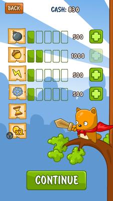 Treehouse Hero - screenshot