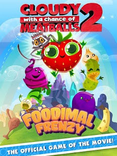 Cloudy with Meatballs 2 - screenshot thumbnail