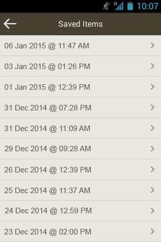 【免費生產應用App】Listy Calculator-APP點子
