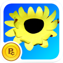 Origami Sunflower icon