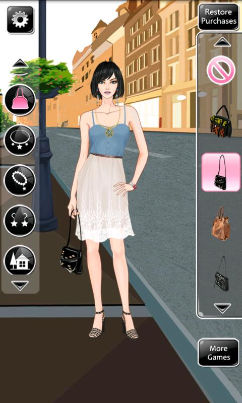 Fashion style dress up android apps on google play Fashion style games online