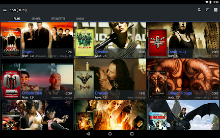 Yatse, the XBMC / Kodi Remote Screenshot 3